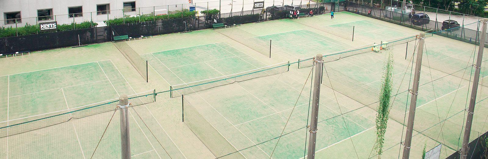 Ken'sテニスパーク海浜幕張