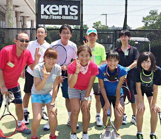 Ken'sテニススクール