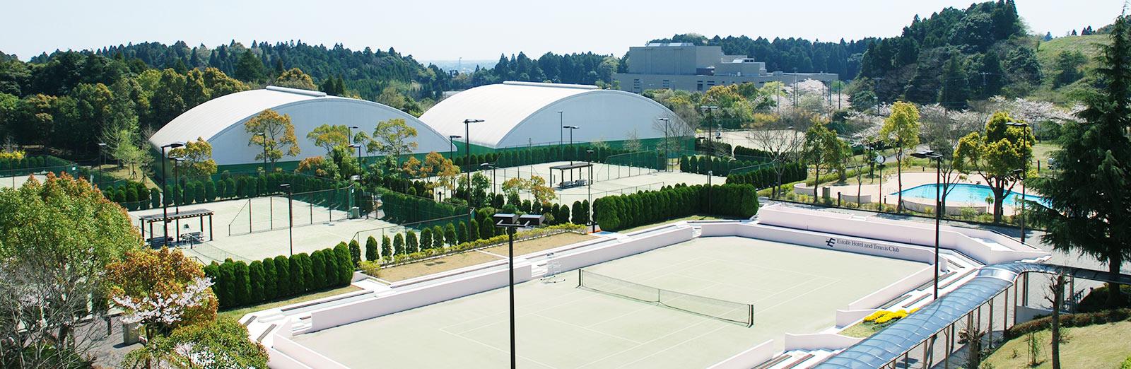 Ken'sインドアテニススクールエストーレ
