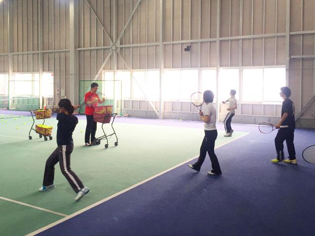 フィジカルテニス